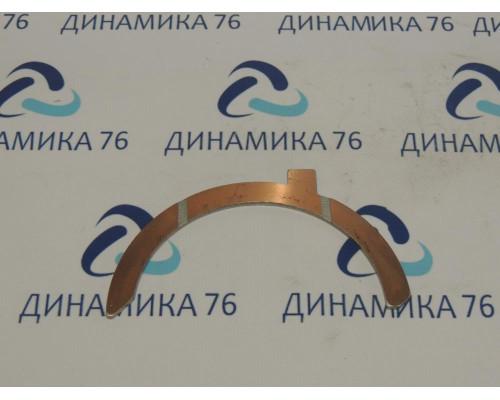 Полукольцо ЯМЗ-650, ЯМЗ-651 упорного подшипника нижнее