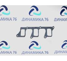 Прокладка коллектора впускного передняя(паронит)