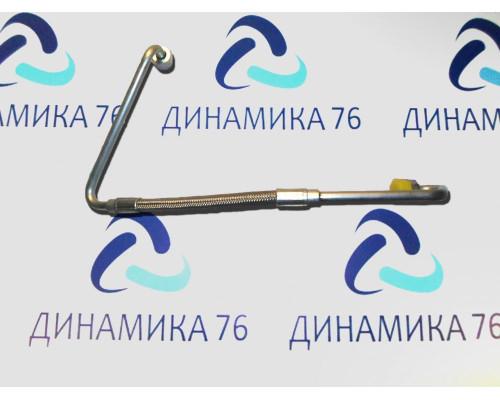 Трубка подвода масла к турбокомпрессору ТКР