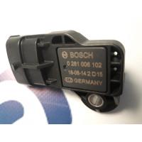 Датчик температуры и давления воздуха во впускном коллекторе(BOSCH)(См.5340)