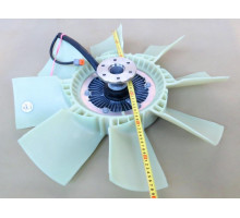 Вентилятор ЯМЗ-650 с муфтой включения в сборе