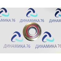 Ролик ЯМЗ-650, ЯМЗ-651 промежуточный с подшипником в сборе