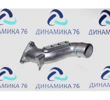 Патрубок ЯМЗ-651 подвода воздуха от ОНВ (ЯМЗ)
