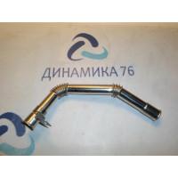 Труба ЯМЗ-651.10 отводящая охладителя отработавших газов
