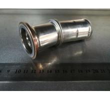 Трубка ЯМЗ-651.10 отвода отработавших газов