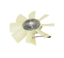 Вентилятор ЯМЗ-651 с муфтой включения в сборе (Вискомуфта)