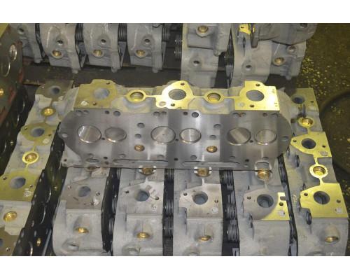 Головка цилиндров ЯМЗ-236 в сборе с клапанами С/О