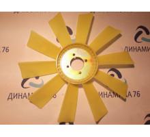 Вентилятор ЯМЗ-236, 238 (Пластик,универсальный) наружный диаметр 540мм, внутр 50 мм, 10 лопастей