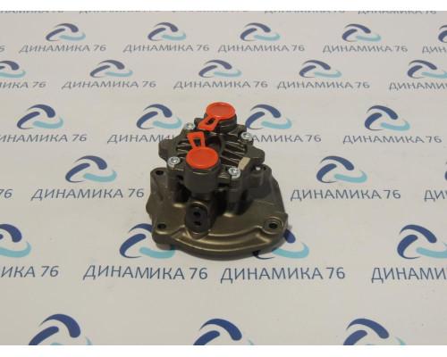 Насос топливный ЯМЗ-650 низкого давления шестеренчатый (0440020115)