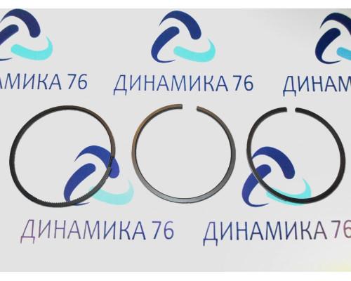 Комплект компрессионных колец ЯМЗ-651.10 ЕВРО-4 АВТОДИЗЕЛЬ
