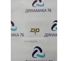Пластина ЯМЗ стопорная левая крепления маховика МАЗ, УРАЛ, КРАЗ