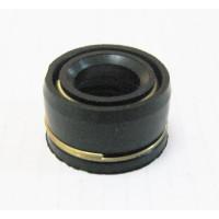 Манжета уплотнительная клапана ЯМЗ с кольцом и пружиной черная МБС