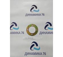 Пластина ЯМЗ-236,238 привода ТНВД
