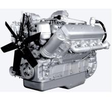 Двигатель ЯМЗ-238НД5-осн. без КПП и сц. (300 л.с.)
