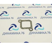 Прокладка ЯМЗ-534 патрубка отводящего (паронит)
