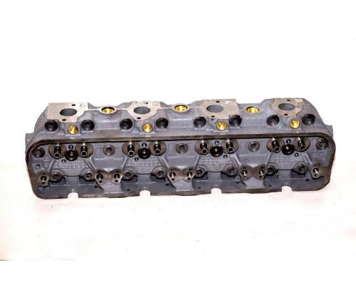 Головка блока цилиндров дв ЯМЗ-238 С/О без клапанов