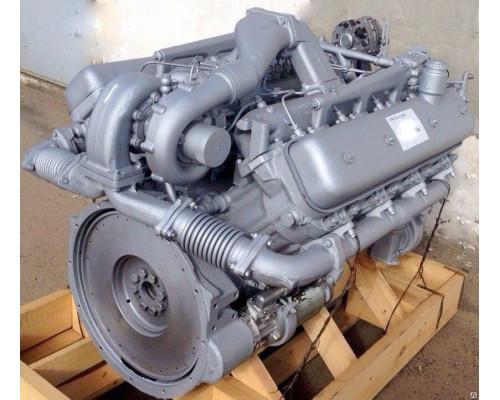 Двигатель ЯМЗ-238БЛ-1 (МТЛБ) без КПП, со сц. (310 л.с.)