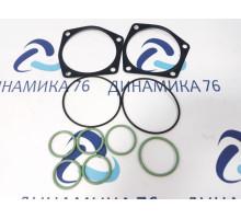 Ремкомплект теплообменника ЯМЗ-650, ЯМЗ-650 (силикон-металл, 5 поз./10 дет.)
