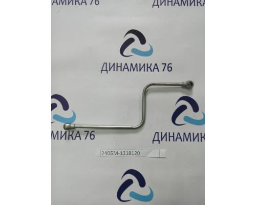 Трубка ЯМЗ-240 отводящая включателя гидромуфты