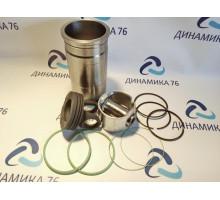 Комплект ЯМЗ-651.10 гильза, поршень, поршневые и уплотнительные кольца ЕВРО-4