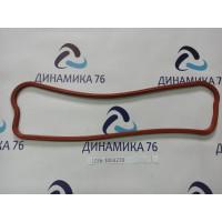 Прокладка ЯМЗ-236 клапанной крышки Красная МБС