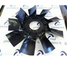 Вентилятор осевой MS9 D=660мм, 9 лопастей для дв. ТМЗ-8481.10, для трактора К-744Р