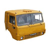 Кабина КАМАЗ-5410 в сборе (со спальным местом, низкая крыша) (ОАО КАМАЗ)