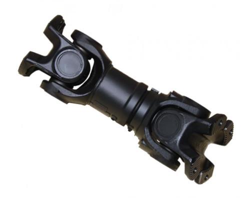 Вал карданный КАМАЗ промежуточный (4 отверстия, торцевые шлицы) L=440мм (ОАО КАМАЗ)