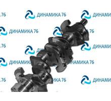 Вал коленчатый ЗИЛ-5301,ПАЗ-4230 (конус) ЕВРО-3 под 3 шпонки (7 отверстий) ММЗ