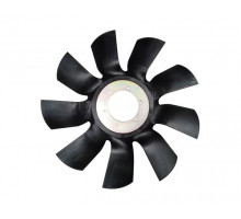 Вентилятор КАМАЗ-ЕВРО 640мм без муфты (дв.CUMMINS ISBe185-300)
