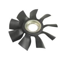 Вентилятор КАМАЗ-ЕВРО 640мм с выгнутым диском в сборе (дв.CUMMINS ISBe185-300) ТЕХНОТРОН