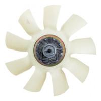 Вентилятор КАМАЗ-ЕВРО 640мм с вязкостной муфтой в сборе (дв.CUMMINS ISBe185-300)