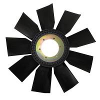 Вентилятор КАМАЗ-ЕВРО 660мм (дв.740.30,31 до 2007 г.) ТЕХНОТРОН