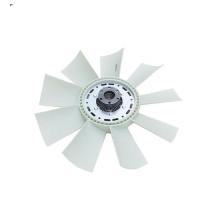 Вентилятор КАМАЗ-ЕВРО 710мм с вязкостной муфтой в сборе (дв.740.50,51 до 2007 г.)