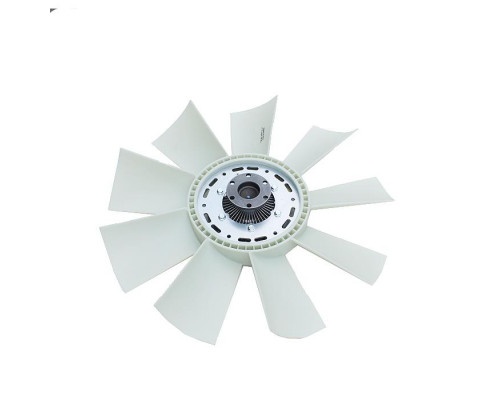 Вентилятор КАМАЗ-ЕВРО 710мм с вязкостной муфтой в сборе (дв.740.50,51 до 2007 г.) BORG WARNER