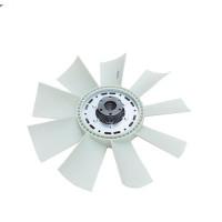 Вентилятор КАМАЗ-ЕВРО 710мм с вязкостной муфтой в сборе (дв.740.50,51 до 2007г.) ТЕХНОТРОН