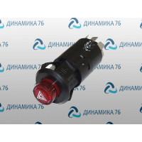 Выключатель аварийной сигнализации МАЗ 7 контактов 24V ДИАПРОЕКТОР РУП