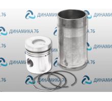 Гильза с поршнем Д-245.7Е3 (гильза,поршень,пор/кол, 38мм) ЕВРО-3 ММЗ