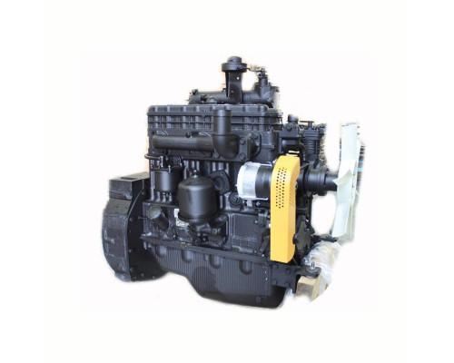 Двигатель Д-243-1053 (переоборуд. ЗИЛ-130) 81 л.с. с ЗИП ММЗ №