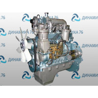 Двигатель Д-245.12С-1165 (ГАЗ-34036,ЗЗГТ) 109 л.с., без ген. ММЗ
