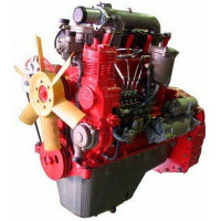 Двигатель Д-245.7-658 (ГАЗ-33081,3309) (замена на 616584) (122 л.с.) ММЗ