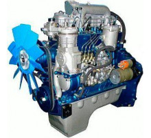 Двигатель Д-245.7Е2-840 (ГАЗ-3308,3309) ММЗ