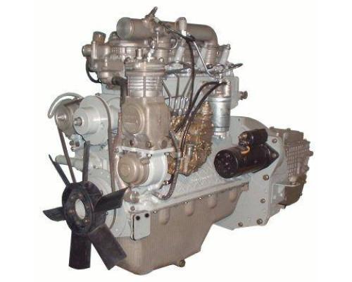 Двигатель Д-245.9-336 (МАЗ-4370) 136 л.с. ММЗ