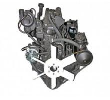 Двигатель Д-245.9-402Х (переоборуд.ЗИЛ-131) 12V 136 л.с. с ЗИП ММЗ