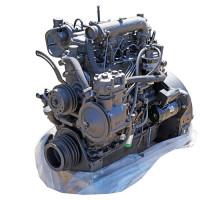 Двигатель Д-245.9Е2-397 ПАЗ Евро-2 24V 136 л.с. с ЗИП ММЗ