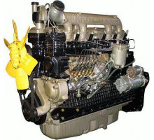 Двигатель Д-260.1-361 (МТЗ-1523) с ЗИП ММЗ
