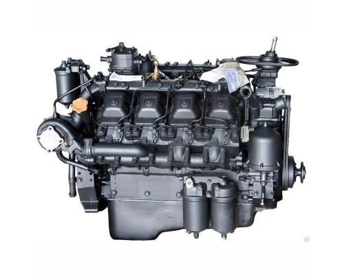 Двигатель КАМАЗ (260 л.с.) Евро 0 (ОАО КАМАЗ) №