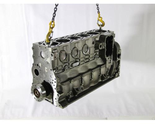 Двигатель КАМАЗ CUMMINS 6ISBe SHORT BLOCK ЕВРО-3 OE