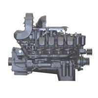 """Двигатель ТМЗ 8486.10-02 (бульдозеры """"KOMAZU D-355А"""" ) без КПП и сц. (420 л.с ) ОАО """"ТМЗ"""""""