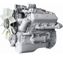Двигатель ЯМЗ-236БИ2 (Электроагрегаты) без КПП и сц. (290 л.с.) АВТОДИЗЕЛЬ